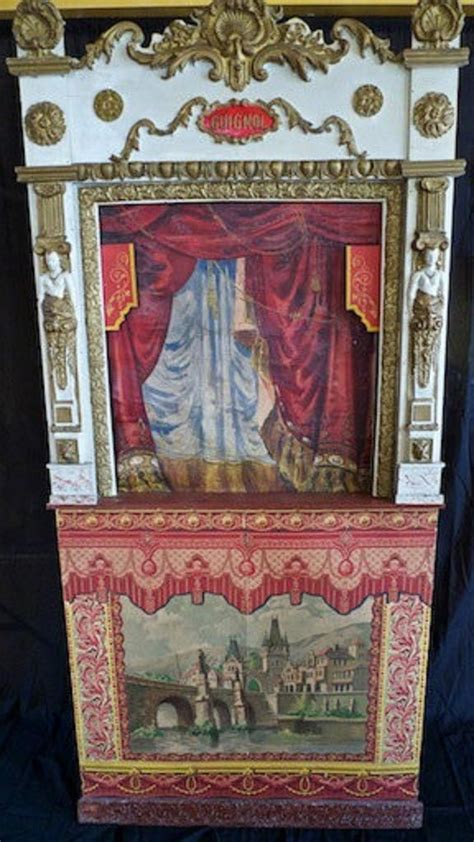 Handmade Puppet Theatre - 240 best images about theaters on