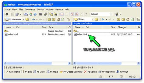 tutorial upload website winscp tutorial how to upload your site with winscp