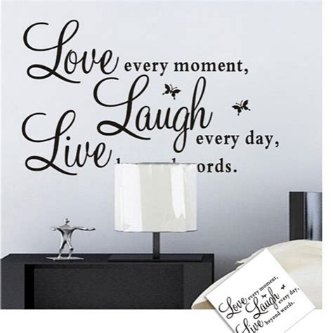 words for the wall home decor online get cheap word art wall decor aliexpress com