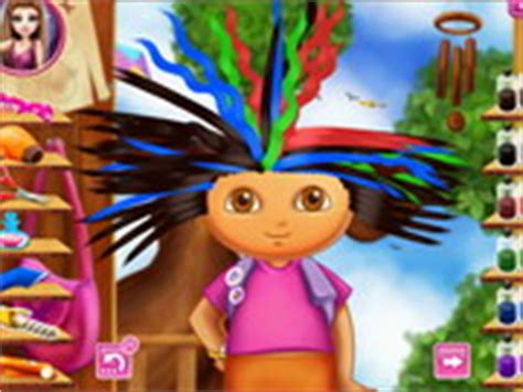 dora real haircuts play best free game on gamefree la dora real haircuts play the baby game online