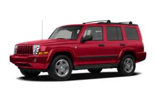 2006 Jeep Commander Specs 2006 Jeep Commander Specs Safety Rating Mpg Carsdirect