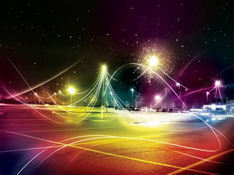 colorful night wallpaper full colors night town colorful background wallpapers