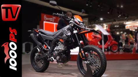 125ccm Motorrad Aprilia by Aprilia 2018 Supermoto Und Enduro Sx125 Rx 125