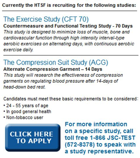 nasa bed rest study requirements nasa bed rest study requirements 100 nasa bed rest study