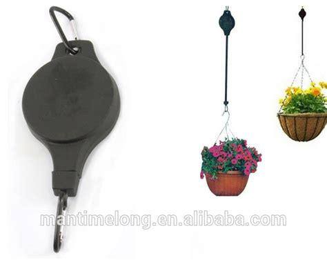 hanging flower pot hooks flower pot hanging hook telescopic hook for hanging plant