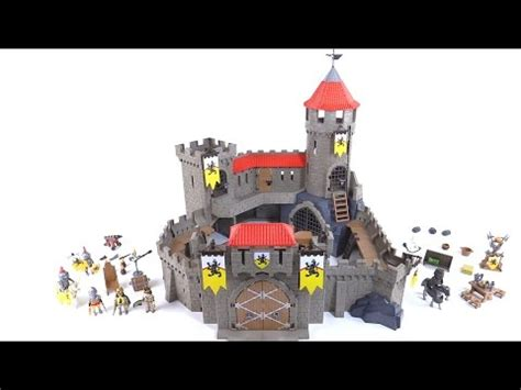 Playmobil Hawk Knights Castle Set playmobil s empire castle review set 4865