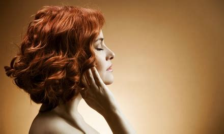 haircut groupon deals haircut conditioning and style belladerm salon spa