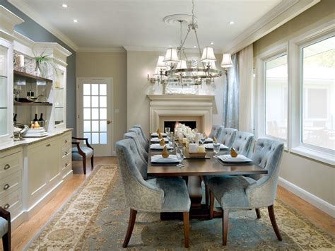 hgtv dining room ideas turn an empty space into a dining room hgtv