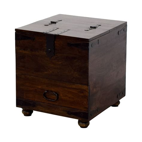 wooden crate table 38 crate barrel crate barrel wooden side table
