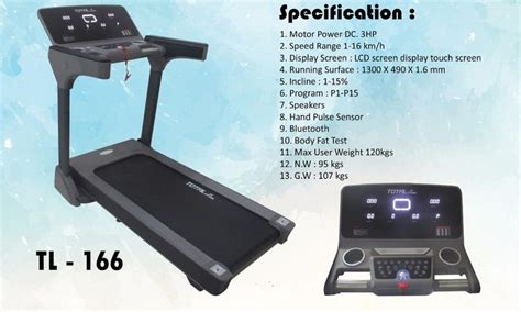 hm166 big treadmill electric high quality halomurah
