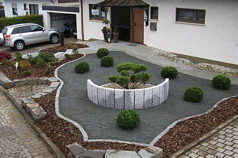 anlegen eines gartens anlegen eines steingartens im vorgarten steingarten