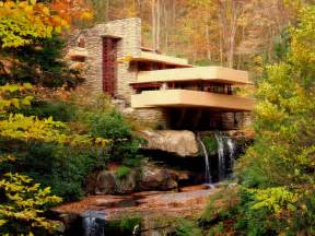 Falling Water House Frank Lloyd Wright S Fallingwater Oxide Architecture