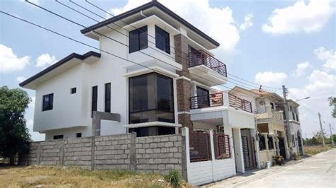 three story house for sale for sale brand new three story house in angeles city