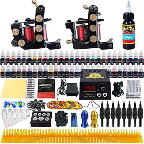 beginners tattoo kit best kits for beginners starters reviews of 2018