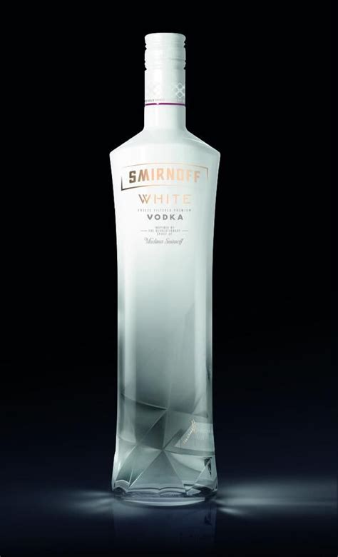 The Launch Of Premium Vodka by Diageo Announces The Launch Of Smirnoff White A