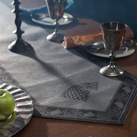 Of Thrones Table by Of Thrones Table Runners The Green
