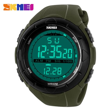 sports watches led digital