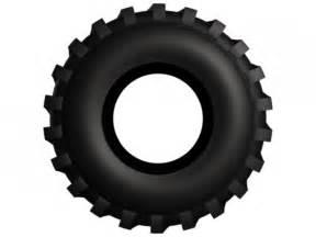 Tractor tire 3d model obj 3ds fbx c4d lwo lw lws ma mb