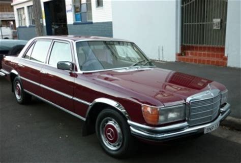 1979 Mercedes Benz 280sel   Beagle2022   Shannons Club