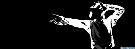 black and white cover michael jackson cover timeline photo banner for fb