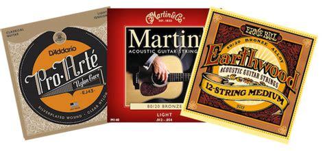 guitar strings medium vs light buying guide how to choose acoustic guitar strings the hub