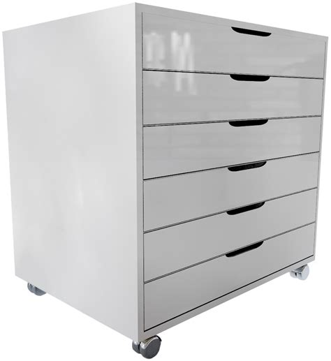 Po Drawer by Cad And Bim Object Alex Drawer White Ikea