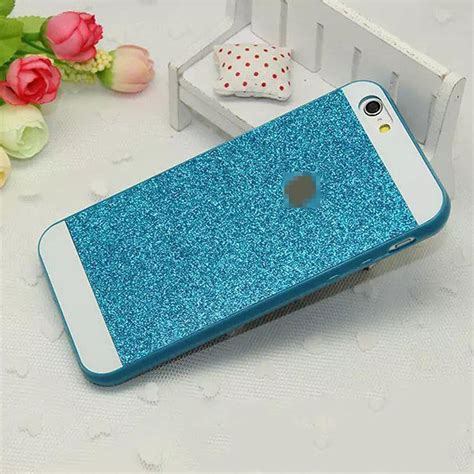 Softcase Glitter Iphone 6 6s Muraah for iphone 5s 6 6s 6 plus glitter bling silicone rubber skin soft tpu cover