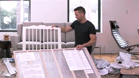 ryan reynolds ikea ryan reynolds has excellent hack for building an ikea crib