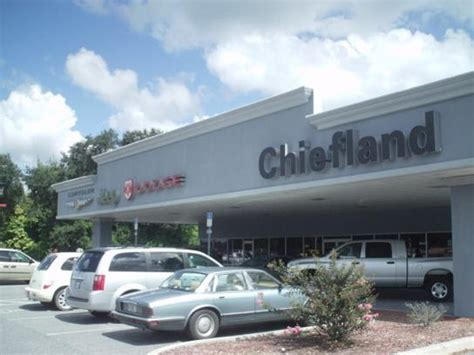 Jeep Dealers In Florida Chiefland Chrysler Dodge Jeep Ram Fiat Car Dealership In