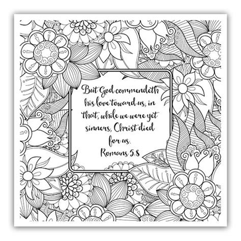 free printable scripture verse coloring pages romans bible study conclusion and an exciting announcement