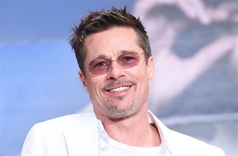 Pitt On by Brad Pitt S Tailored At War Machine Premiere And