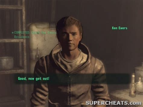 blood ties fallout 3 guide
