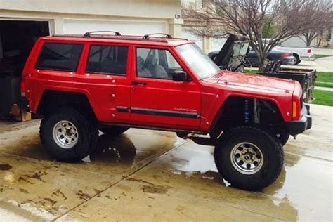jeep prerunner desert bound jeep a 1998 goes prerunner