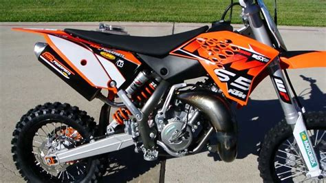 2014 Ktm 65 Sxs 2014 Ktm 65 Sxs Overview And Review