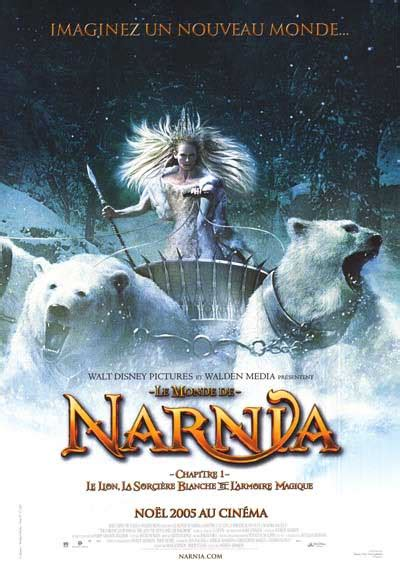narnia film poster chronicles of narnia the lion the witch and the wardrobe