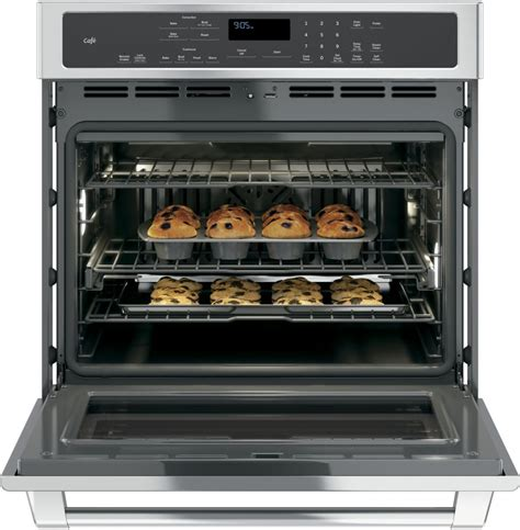 Oven Europa ge ct9050shss 30 inch single electric wall oven with 5 0