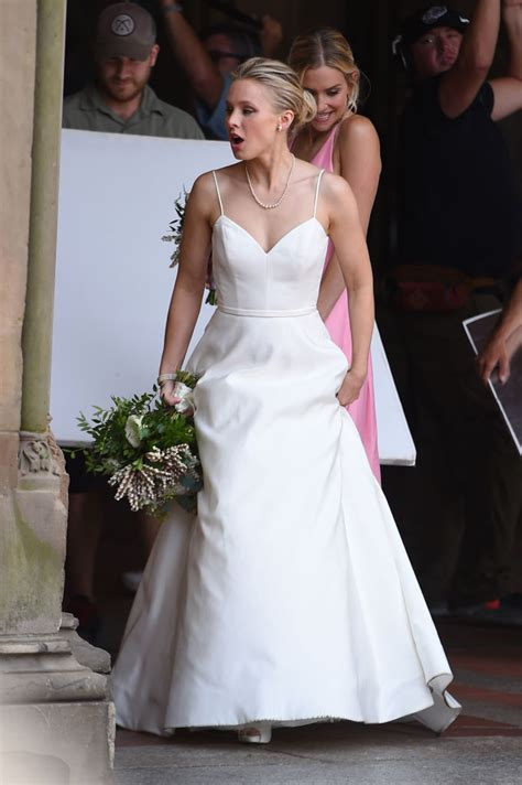 Kristin Dress kristen bell wedding dress gown and dress gallery