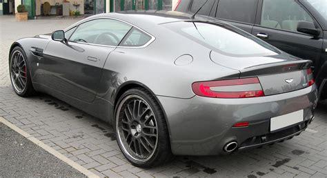 File:Aston Martin V8 Vantage rear 20081201   Wikimedia Commons