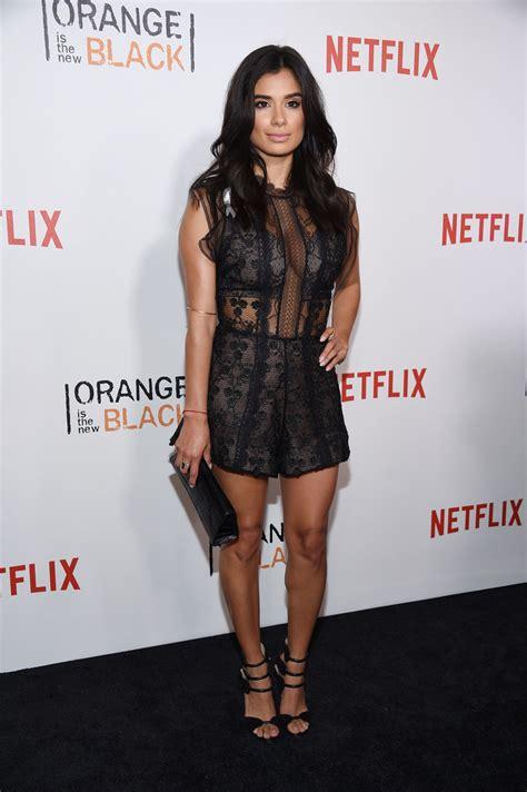 Heels Black Diana diane guerrero romper fashion lookbook stylebistro