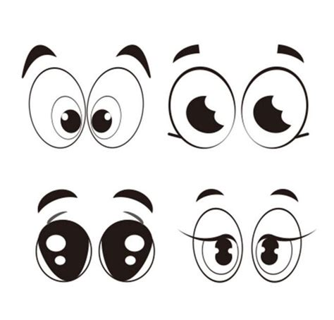 printable eye stickers magic balloon eye sticker accessories balloons children