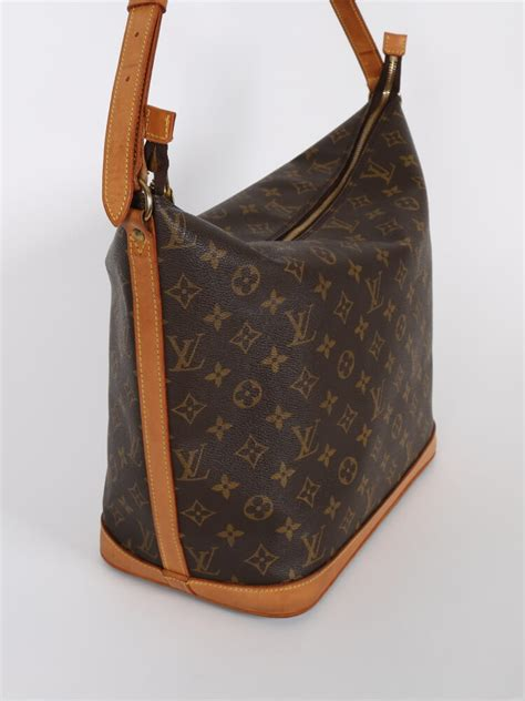louis vuitton sharon stone amfar monogram canvas