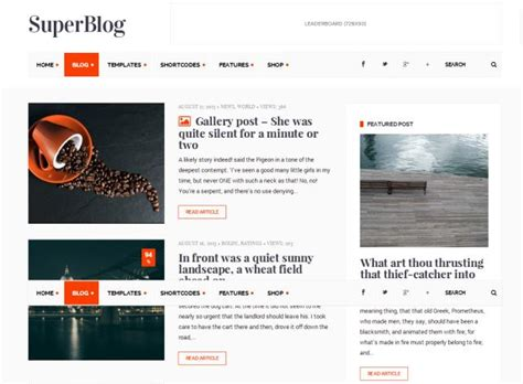 theme blog wordpress 2014 40 great premium wordpress personal blog themes 2014
