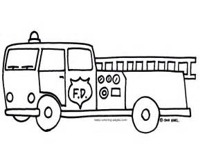 firetruck coloring page truck coloring pages coloring pages with truck