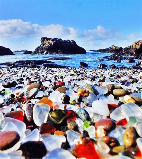 beach of glass 25 best ideas about glass beach california on pinterest