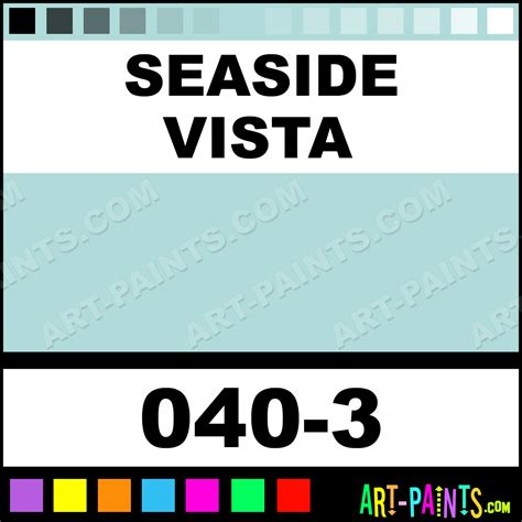seaside vista ultra ceramic ceramic porcelain paints 040 3 seaside vista paint seaside