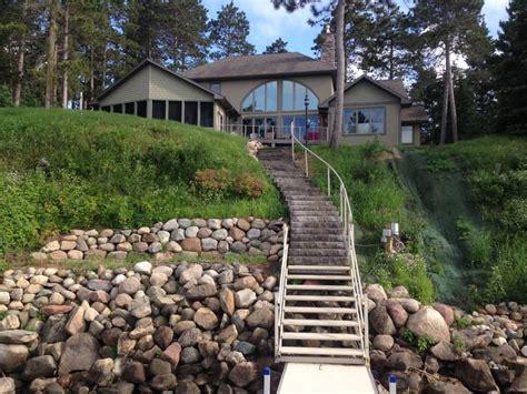 custom landscape designs shoreline landscaping