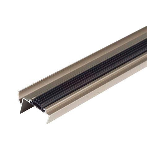 M D Building Products 36 In Brown Cinch Door Seal Bottom Exterior Door Seal Bottom