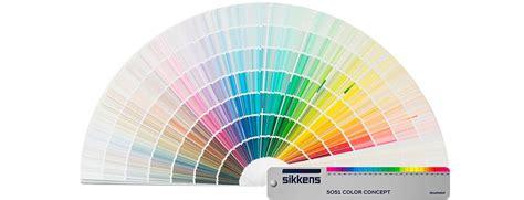 mazzette colori per interni sikkens italia