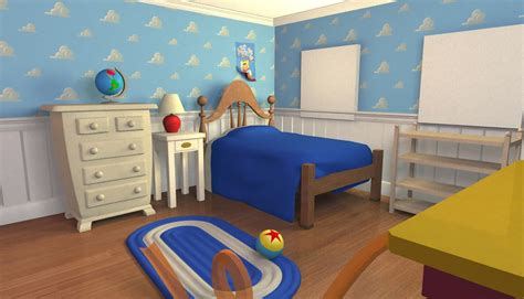 toy story bedroom if i ever have a son his room will look like andy s on
