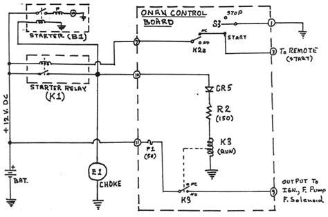 onan wiring diagram onan free engine image for user